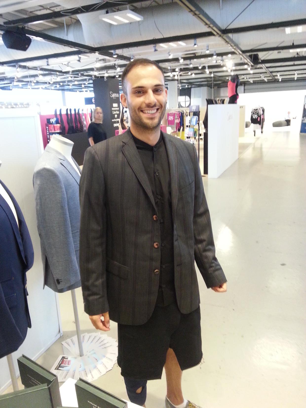 Men's Fashion Cluster