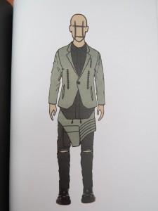 Скица на Винченцо, дизайнер от Италия
